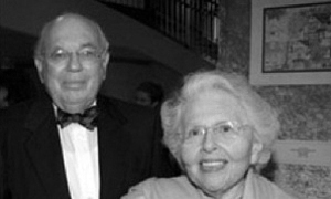 Steve & Connie Lieber - founders of Lieber Institute for Brain Development